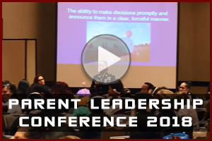 Parent Leadership Conference 2018 Video