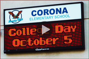 VIDEO: Corona College Day