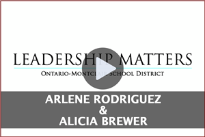 VIDEO: Leadership Matters highlighting CLA Principal Arlene Rodriguez and Elderberry Principal Alicia Brewer