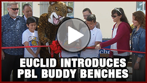 Euclid introduces PBL Buddy Benches