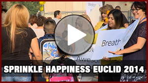 Sprinkle of Happiness Euclid Video