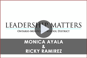 Leadership Matters Video - Monica Ayala & Ricky Ramirez