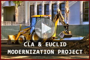 CLA & Euclid Seismic Retrofit/Modernization Project Video