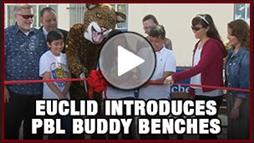 Euclid introduces PLB buddy benches