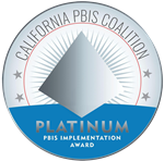 PBIS Platinum Implementation Award