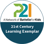 P21 - 21st Century Learning Exemplar Award