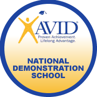 AVID National Demonstration School Award