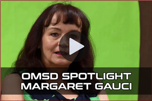 OMSD Spotlights - Margaret Gauci Video