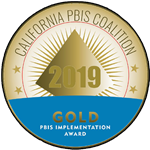 PBIS Gold Award Logo