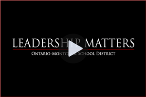 OMSD - Leadership Matters - Video