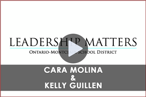 Leadership Matters Video - Cara Molina & Kelly Guillen