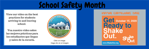 School Safety Month