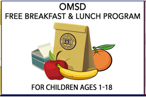 OMSD Free Breakfast and Lunch Program