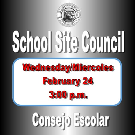 School Site Council Link