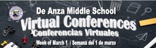 Click for information about virtual conferences