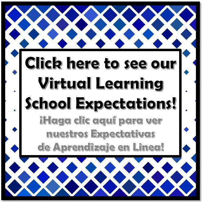Virtual Learning School Expectations