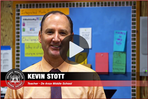 VIDEO - OMSD Spotlight Kevin Stott