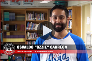 VIDEO - OMSD Spotlight Osvaldo Carreon