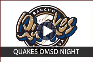 Quakes OMSD Night - Click here to watch the highlight video.