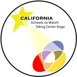 "California - ""Schools to Watch"" Logo"