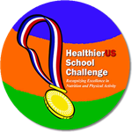 Healthier US School Challenge Award Winner