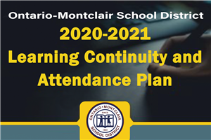 OMSD 2020-2021 Learning Continuity and Attendance Plan - Click here to view
