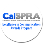 CALSPRA Award - Excellence in Communications Award