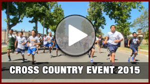Cross Country Event 2015