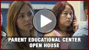 Parent Educational Center Open House