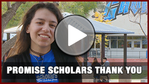 Promise Scholars Thank you