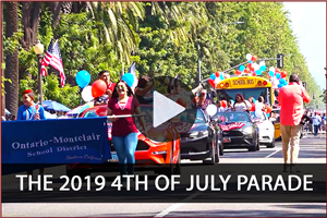The 2019 4th of July Parade - Video