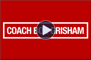 Coach Bob Grisham visits OMSD - Click below to watch the video and see how Coach inspires OMSD students!