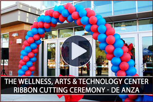 The Wellness, Arts & Technology Center Ribbon Cutting Ceremony - Highlight Video