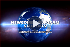 Meet OMSD's Newcomer Program Students at Vernon Middle School - Video