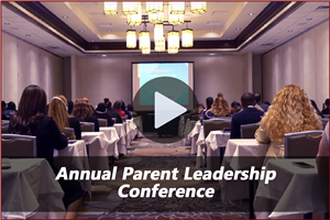 The Annual Parent Leadership Conference - Video