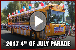 2017 4th of July Parade Video