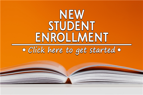 New Student Enrollment - Click here to get started