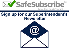 Click on link to register for Superintendent's Newsletter