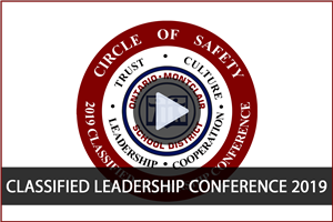 Classified Leadership Conference 2019 - Video
