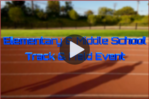 OMSD - Elementary & Middle School Track & Field Event Video