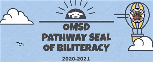 OMSD Pathway Seal of Biliteracy