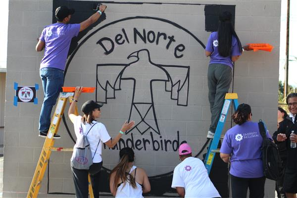 Del Norte Gets a Makeover