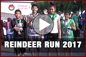 2017 Reindeer Run Video