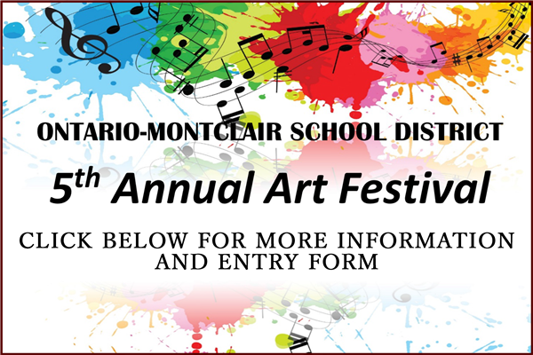 "OMSD 5th Annual Art Festival - ""Reflections...Know My Story"" Entry Forms now Available!"