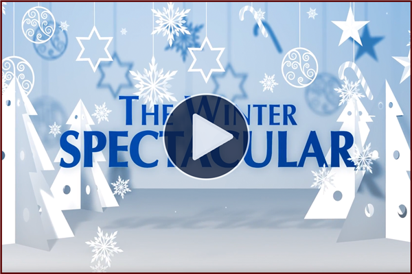 De Anza Middle School Music Program presents The Winter Spectacular!
