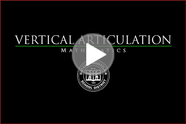 Video: Math Vertical Articulation Team
