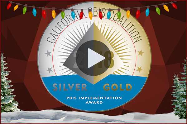 VIDEO:  21 OMSD schools receive the 2018 PBIS Gold & Silver Awards