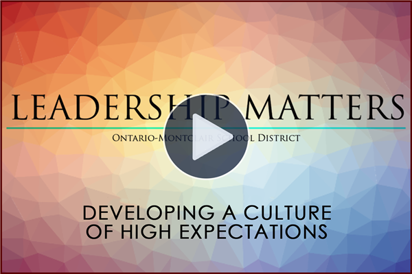 "Leadership Matters - ""Developing a Culture of High Expectations"" featuring Christiane Ayoub-Garcia & Alec Hobbs"