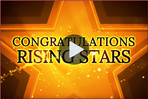 The Ontario-Montclair School District congratulates its 2019 Rising Stars!