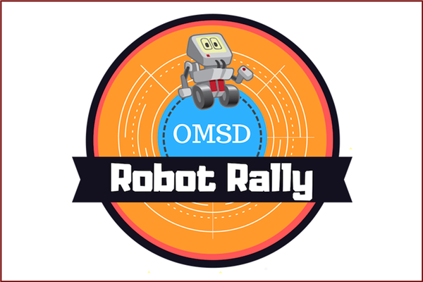The Annual OMSD Robot Rally! - Click here for more information!